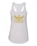 Unleash Your Warrior (Tanya Rose) Racerback Tank