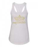 Mikayla's Warriors Racerback Tank