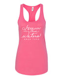 Forever On These Waters Racerback Tank