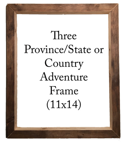 Custom Adventure Frame (Three)