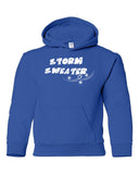Storm Sweater Youth Hoodie