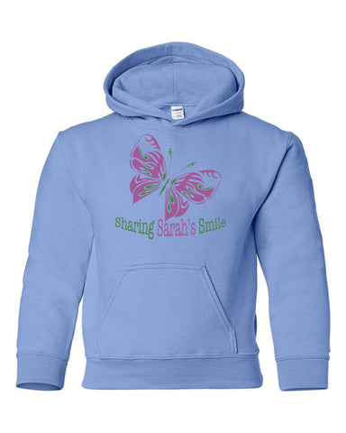 Sharing Sarah's Smile Youth Hoodie