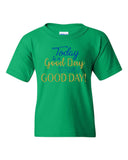 Good Day Youth Crew Neck Tee