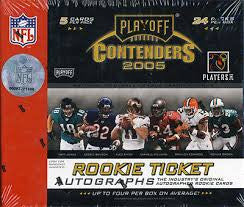Pick a Pack 2005 Playoff Contenders FB 1