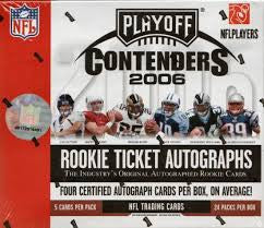 Pick a Pack 2006 Playoff Contenders 8