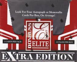 Pick a Pack 2007 Elite Extra MLB 3