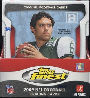 Pick a Pack 2009 Topps Finest FB 1