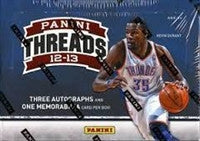 Pick a Pack 2012-13 Panini Threads Basketball 10