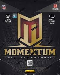 Pick a Pack 2012 Momentum Football 8