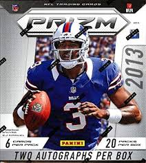 Pick a Pack 2013 Prizm FB 3