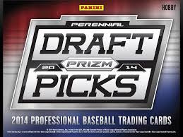 Pick a Pack 2014 Prizm Perennial Draft Picks MLB 37