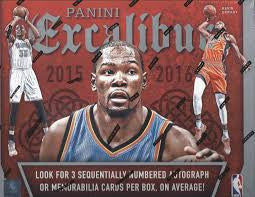 Pick a Pack 2015-16 Excalibur BK 16