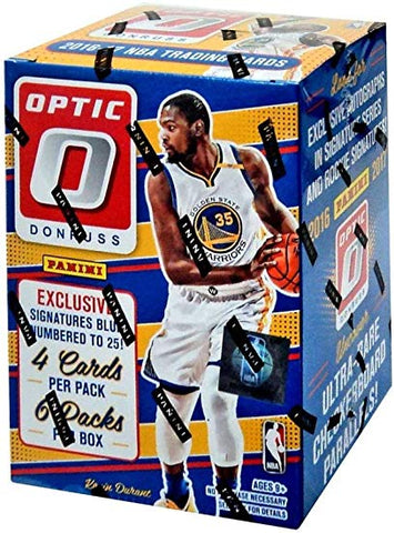 Pick a Pack 2016-17 Donruss Optic Blasters BK 2