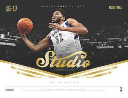 Pick a Pack 2016-17 Panini Studio BK 8