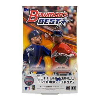 Pick a Pack 2017 Bowmans Best MLB 6