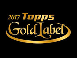 Pick a Pack 2017 Topps Gold Label MLB 13