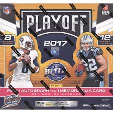 Pick a Pack 2017 Panini Playoff FB 6