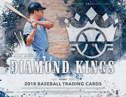 Pick a Pack 2018 Diamond Kings MLB 9