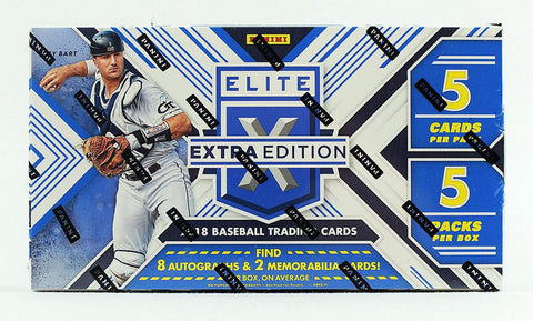 Pick a Pack 2018 Elite Extra Edition MLB 2