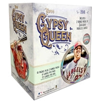 Pick a Pack 2018 Gypsy Queen Monster Box MLB 2
