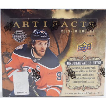 Pick a Pack 2019-20 Upper Deck Artifacts Hockey 10