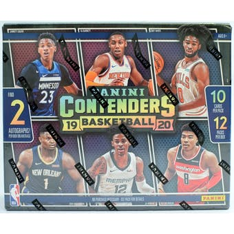 Pick a Pack 2019-20 Contenders BK 2