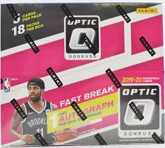 Pick a Pack 2019-20 Optic Fast Break BK 2