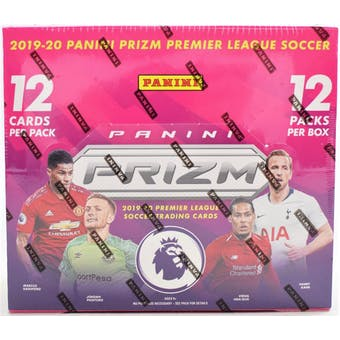 Pick a Pack 2019-20 Prizm Premier League Soccer 2