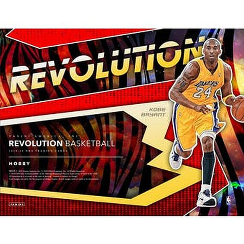 Pick a Pack 2019-20 Revolution BK 7