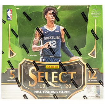 Pick a Pack 2019-20 Select BK 4