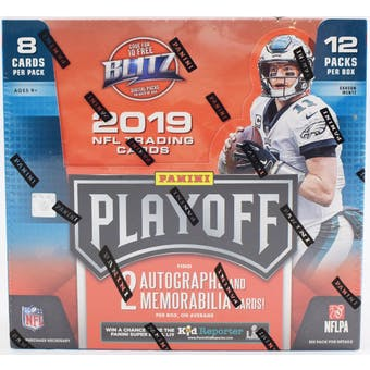 Pick a Pack 2019 Playoff FB 1