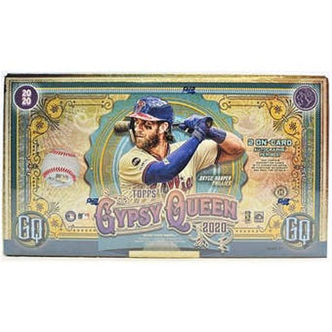 Pick a Pack 2020 Gypsy Queen MLB 14