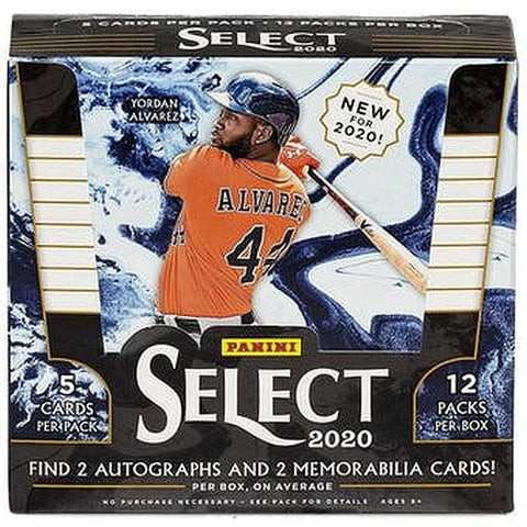 Pick a Pack 2020 Select MLB 3