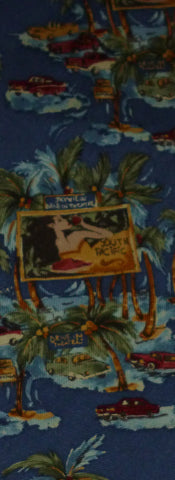 Kahala Drive In Movie Theater Tie