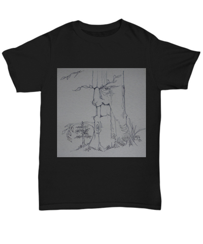 Protector Tree Man Tshirt