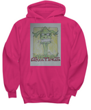 Greetings Dragon Hoodie Sweatshirt