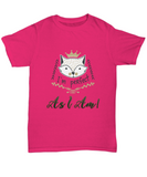 Fox I'm Perfect As I Am Tshirt