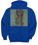 Green Tree Man Hoodie Sweatshirt