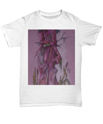 Purple Tree Man Tshirt