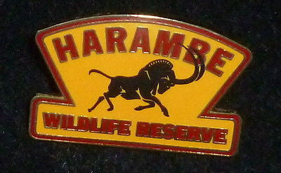 Pins - Disney Harambe Wildlife Reserve Pin