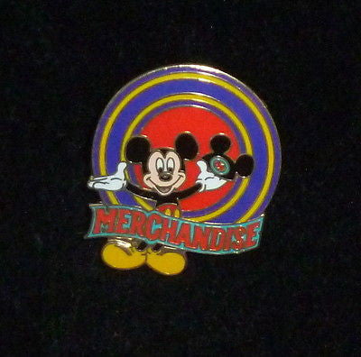 Pins - Disney Mickey Mouse Merchandise Pin