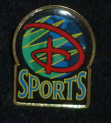 Pins - Disney Sports Pin