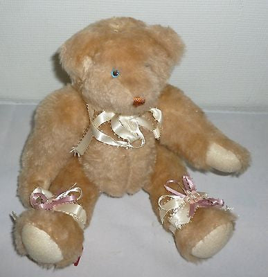 Teddy Bears - Designer Artist Janet Glechill Teddy Bear Plush Animal