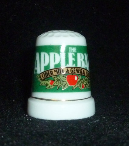 Thimbles - Apple Barn Cider Mill & General Store Sevierville Tennessee Thimble