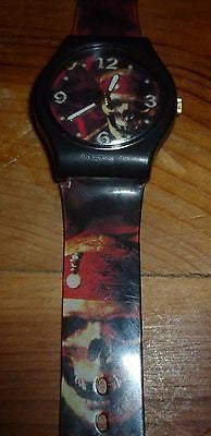 Watches - Disney Black Pirates Of The Caribbean Watch