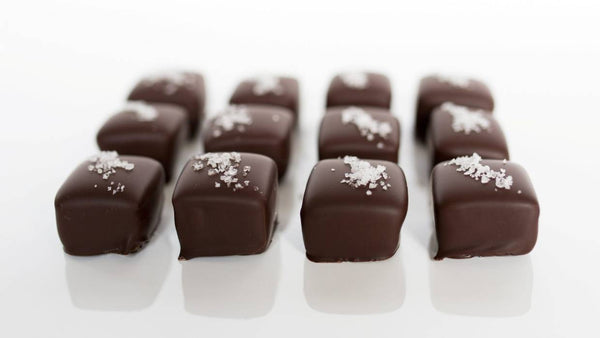 Salted Caramels - The Chocolate Workshop