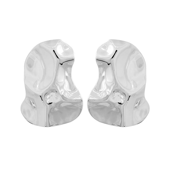 MIRER EXQUISITE STUDS SILVER