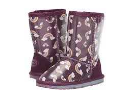 RAINBOW PLUM KIDS BOOTS