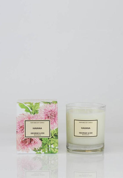 Medium Votive Candle | George & Edi