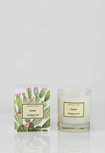 Large Votive Candle | George & Edi